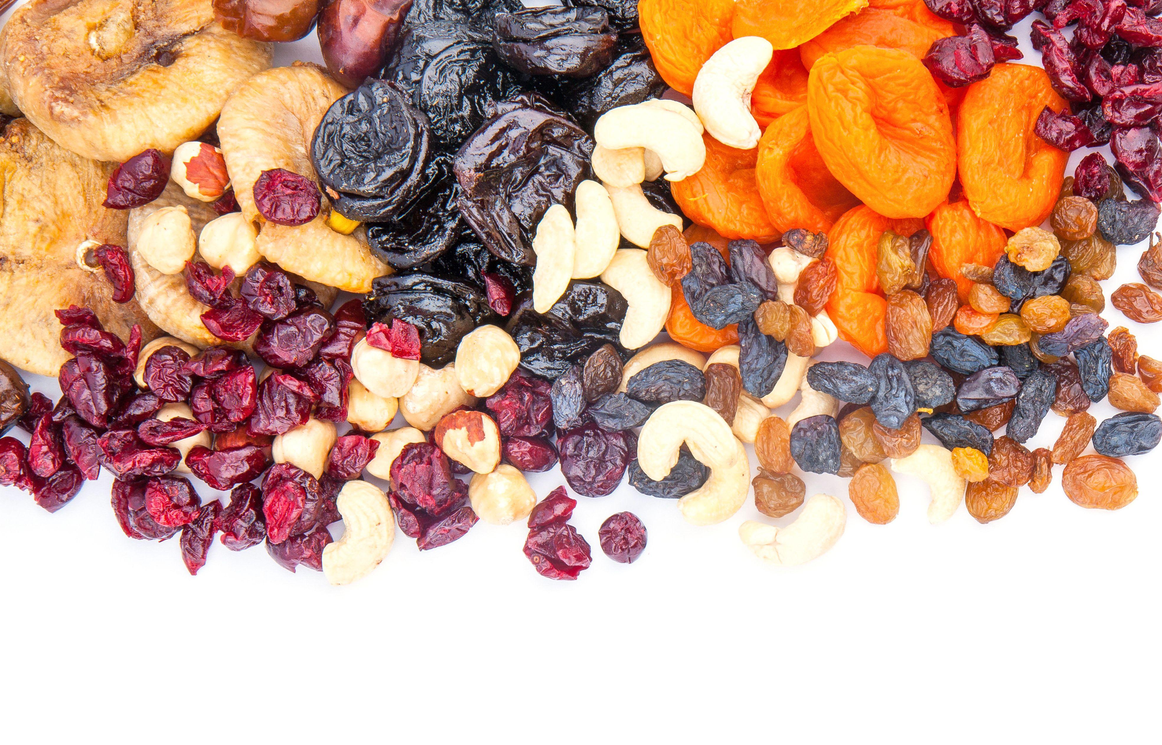 خوراکیهایی خشک و سالم که کمتر استفاده میشود