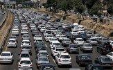 باشگاه خبرنگاران -افزایش ۴.۵ درصدی تردد در محورهای برون شهری/ ممنوعیت تردد وسایل نقلیه از کرج به سمت مرزن آباد در روز جمعه