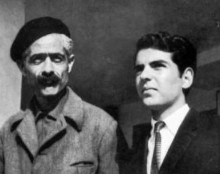 ماجرای تلاشهای جلال آلاحمد و برادرش برای بازسازی حرم بقیع +فیلم