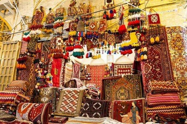 برپایى نمایشگاه و اجراى ورکشاپ به مناسبت هفته صنایع دستى در دهلران