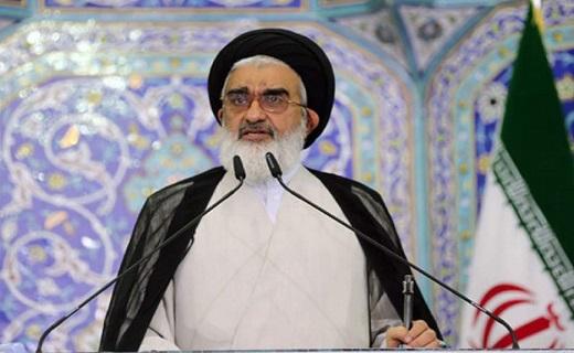 منطق ملت ایران مقاومت است/موضع راهبردی ما شعار مرگ بر آمریکا است
