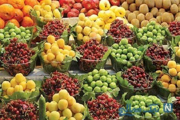 کاهش ۴۰ درصدی میوههای نوبرانه در بازار/ قیمت سیب زمینی تا یک ماه آینده در بازار متعادل میشود