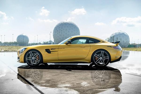 مرسدس AMG GT R با تیونر G-Power، جذابتر و قدرتمندتر از گذشته میشود