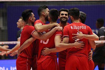 خلاصه والیبال ایران و کانادا در ۲۴ خرداد ۹۸ + فیلم