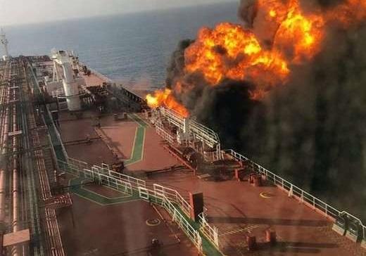 شرکت فرانتلاین: احتمال خطای انسانی و مکانیکی در وقوع حادثهی نفتکش فرانت آلتر بعید است
