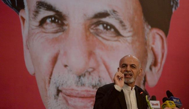 آغاز تبلیغات زود هنگام انتخاباتی اشرف غنی در ولایت غور