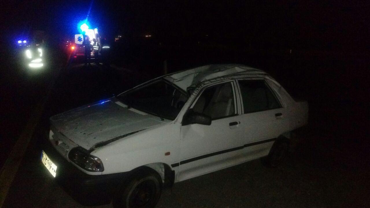 کشف ۱۵ تن کالای احتکار شده در تایباد / ۱۲ مصدوم در تصادف دو خودرو در فریمان