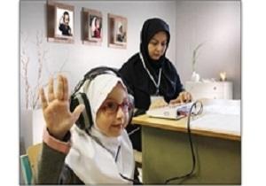 انجام سنجش بینایی کودکان در اسدآباد