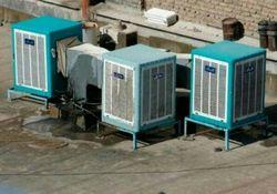 شرکت توزیع برق استان به صورت رایگان کولرهای آبی را سرویس میکند
