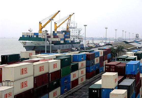 ۲۳.۴ میلیارد دلار صادرات در سال ۹۷ به ۱۵ کشور هم مرز یا نزدیک به کشور