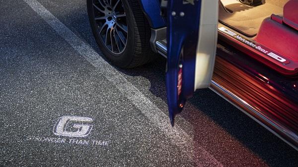 مرسدس بنز تولد چهلمین سال خودروهای سری جی را با تولید اتومبیل قوی تری جشن میگیرد