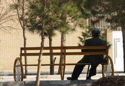 مردی در شیراز که چیزی از رئیسجمهورهای دنیا کم ندارد + عکس