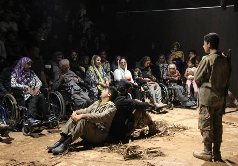 اکران نمایش پل کارون در فارس