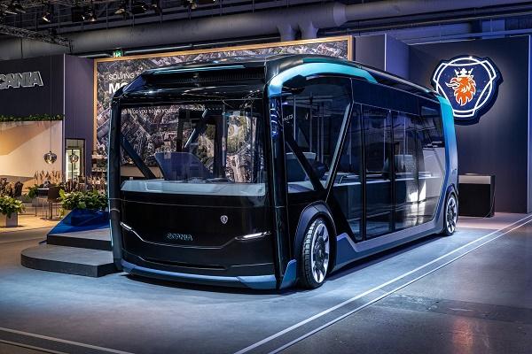طرح مفهومی NXT، آینده حمل و نقل شهری را تجسم میکند