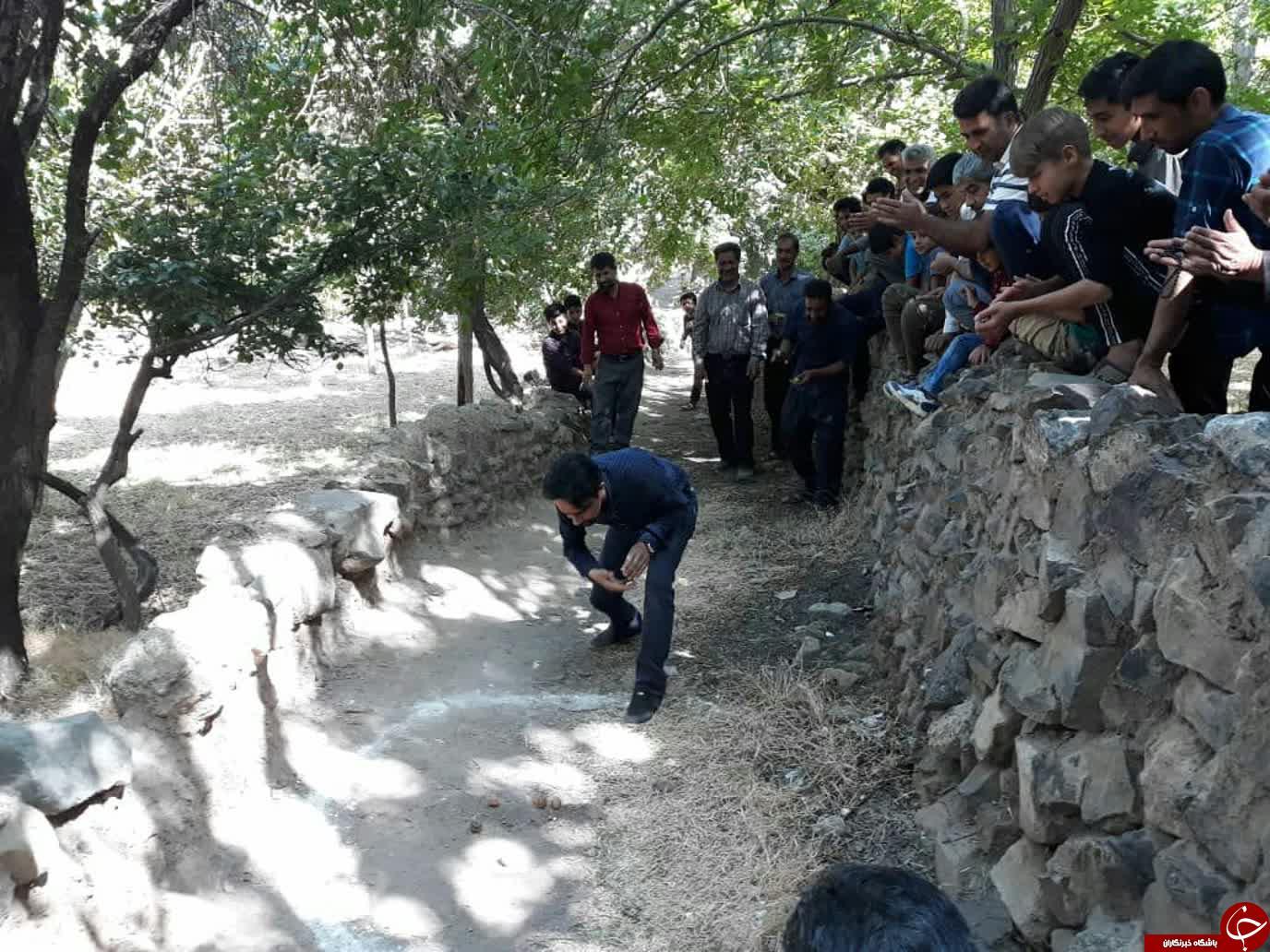 همایش کوهنوردان در روستای فیض آباد راور + تصاویر