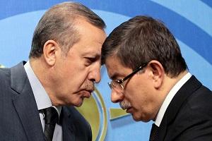 مشاجره اردوغان و نخستوزیر سابق ترکیه در روز عید فطر