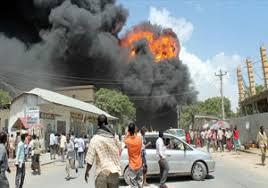 کشته و زخمی شدن ۲۴ نفر بر اثر انفجار در موگادیشو