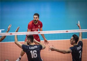 خلاصه والیبال ایران و لهستان در ۲۵ خرداد ۹۸ + فیلم