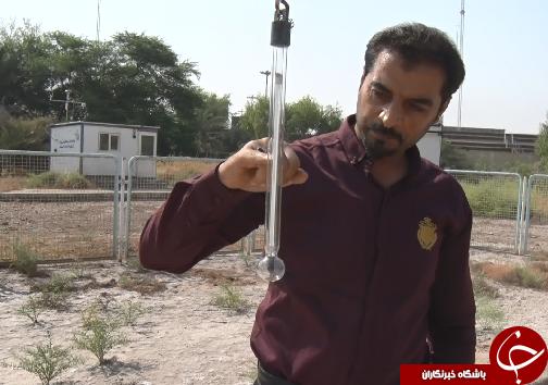 وقوع دماهای بالای 49 درجه در خوزستان سابقه دار است/پیک بار مصرف برق یکماه زودتر از سال گذشته رخ داد