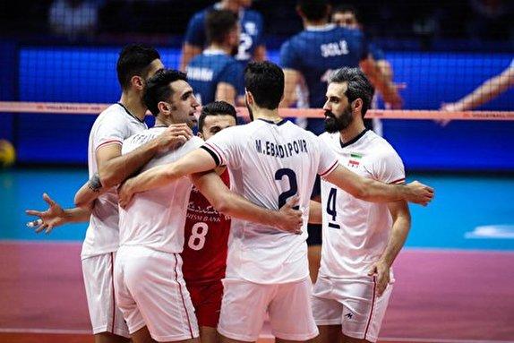 پیروزی بلند قامتان ایران مقابل لهستان/ایران ۳-لهستان ۲