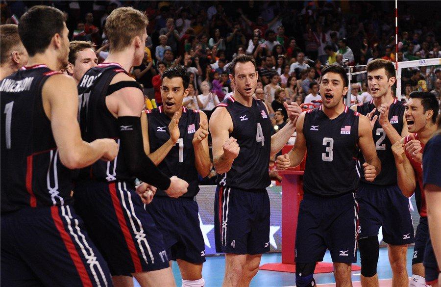 آمریکا ۳ - آلمان ۱ / پیروزی آسان یانکیها مقابل ژرمنها
