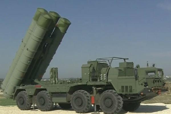 هشدار آلمان به ترکیه درباره خرید سامانه اس-۴۰۰