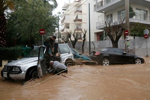 میلیونها یورو خسارت سیل در شمال ایتالیا