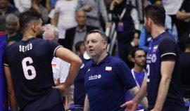 کولاکوویچ: بازیکنانم قهرمانان واقعی هستند/ معروف: همه از بازی ایران لذت بردند