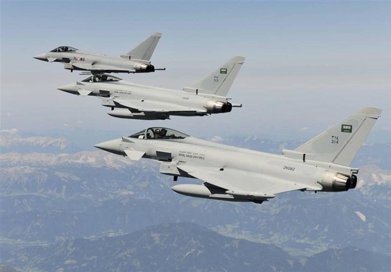 حمله جنگندههای ائتلاف متجاوز سعودی به صنعا