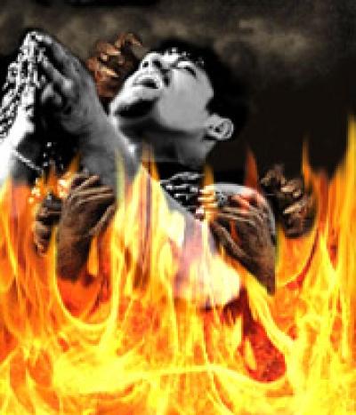 کدام گناه شهیدان را بردر بهشت زندانی میکند؟