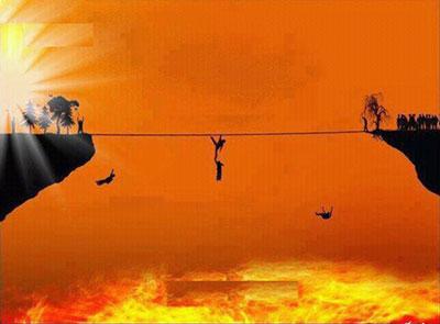 کدام گناه شهیدان را بردر بهشت زندانی میکند؟ /// در حال تکمیل