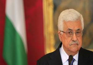 دیدار محرمانه محمود عباس با رئیس شاباک