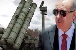 اردوغان: ترکیه در موضوع خرید سامانه اس-۴۰۰ عقبنشینی نمیکند