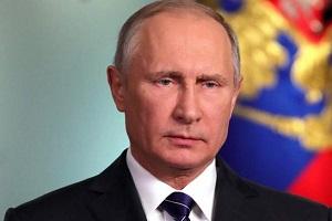 پوتین پایان جنگهای تجاری را خواستار شد