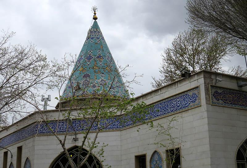 گشت و گذاری کوتاه گِرد امامزاده یحیی در محله تاریخی عودلاجان تهران