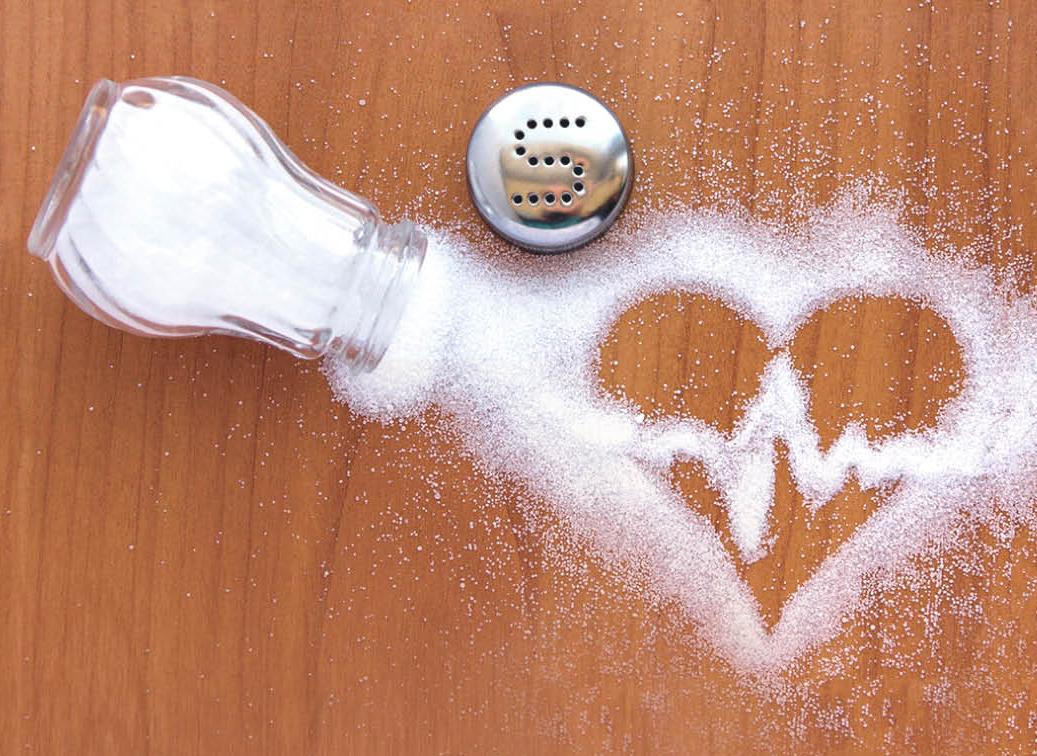 باشگاه خبرنگاران -مقدار مجاز مصرف نمک در روز چقدر است؟