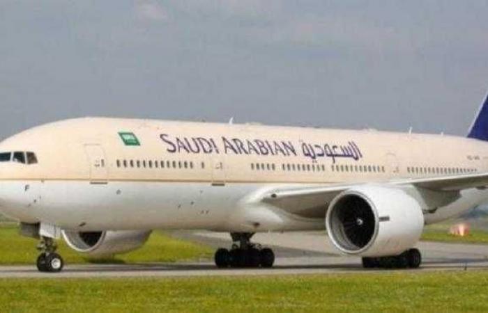 بازداشت خدمه پرواز هواپیمای خطوط سعودی در تونس