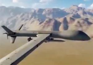آرامش فرودگاههای عربستان زیر تیغ پهپاد قاصف یمن/ انهدام مراکز کنترل هواپیماهای بدون سرنشین سعودی + فیلم