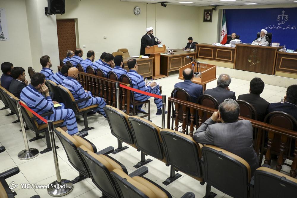دومین جلسه محاکمه ۱۴ متهم پرونده ارزی آغاز شد