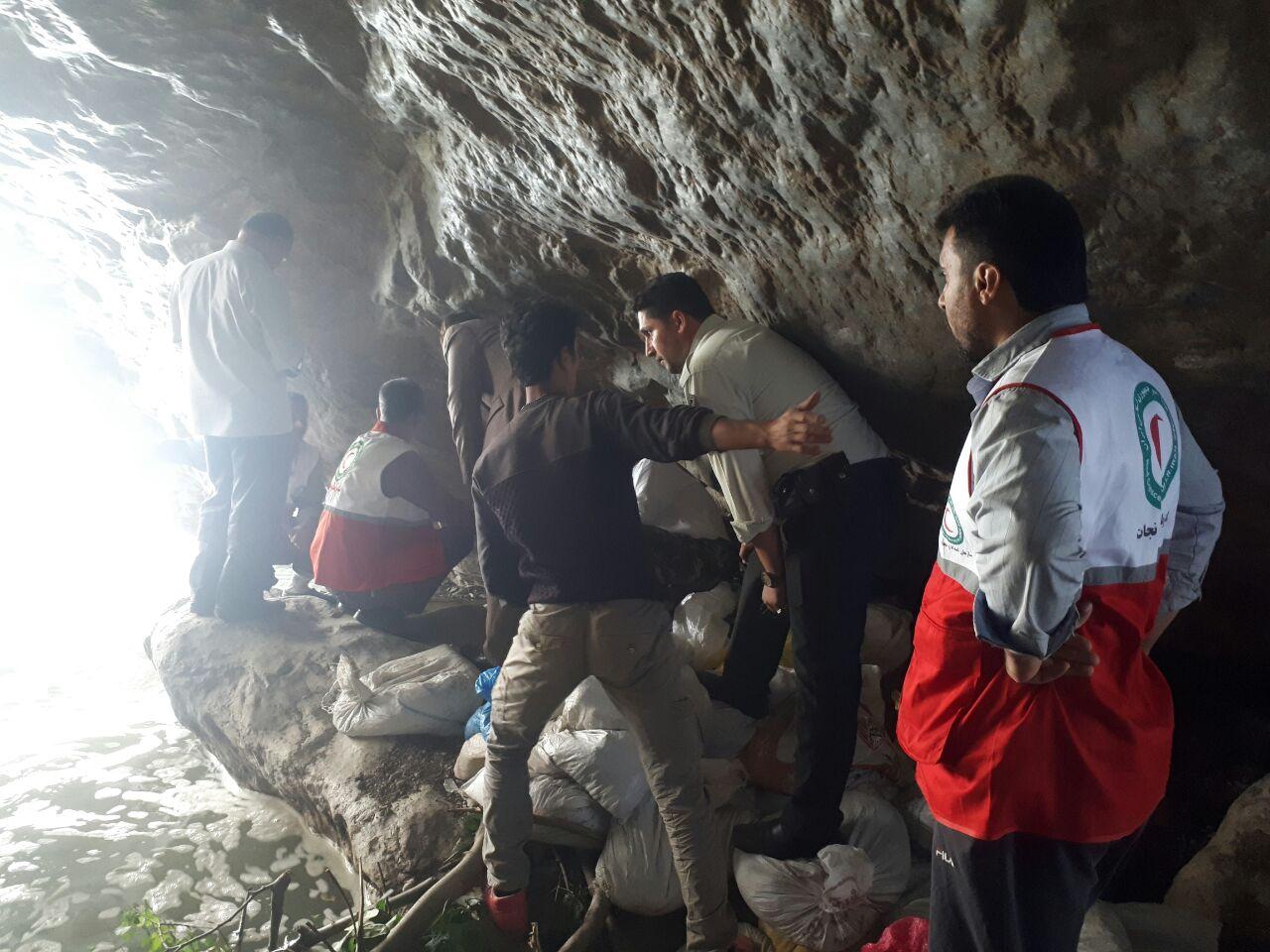 کشف جسد جوان غرقشده در رودخانه پلرود