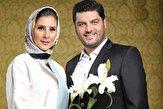 باشگاه خبرنگاران -موتورسواری سام درخشانی همراه همسرش در خیابانهای تهران +فیلم