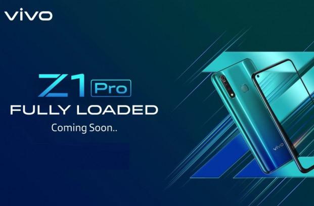 گوشی Z1 Pro اولین محصول مجهز پردازنده Snapdragon 712 ویوو در هند +تصاویر