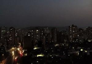 قطعی گسترده برق در چهار کشور آمریکای لاتین