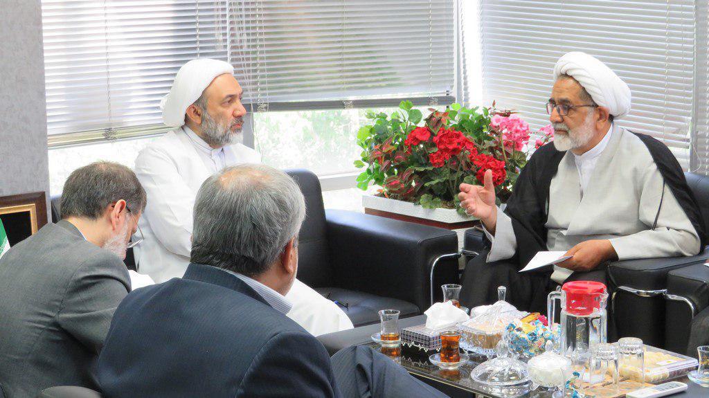 نگاه ویژه شبکه قرآن و معارف سیما به فعالیت های تبلیغی طلاب
