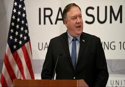 پمپئو: خواهان جنگ با ایران نیستیم
