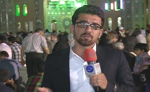 بدرقه محمدرضا ناصری تا خانه ابدی/صدایی که خاموش شد