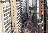 باشگاه خبرنگاران -تایم لپس از تظاهرات صدها هزار نفری در هنگ کنگ
