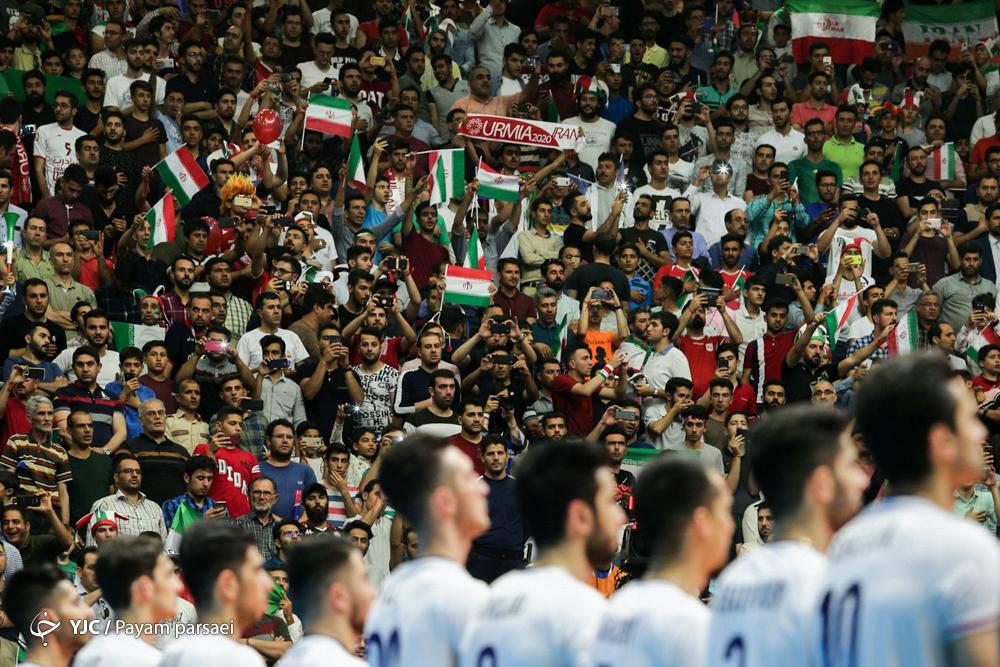 هفته سوم لیگ ملتهای والیبال / گزارش لحظه به لحظه دیدار ایران و روسیه