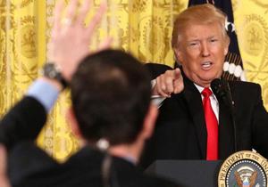 ترامپ: نیویورک تایمز و واشنگتن پست مایه شرمساری آمریکا هستند