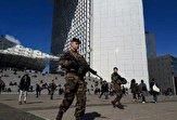 باشگاه خبرنگاران -تهدید نظامیان ضدتروریست فرانسه با سلاح سرد